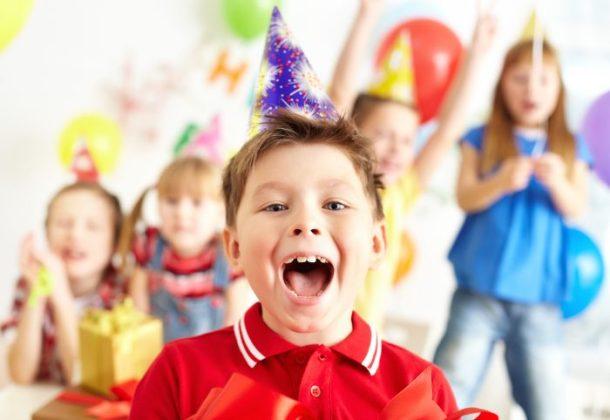 birthday parties in Columbus
