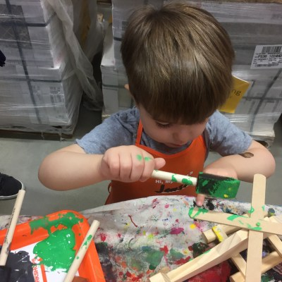 kids workshop