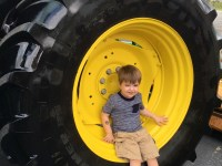 touch a truck in westerville