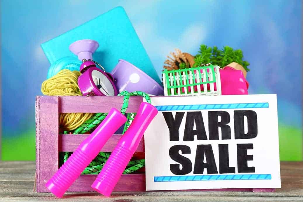 Yard Sales and Garage Sales in Columbus - Columbus on the Cheap