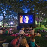 Outdoor movies around Columbus this Summer