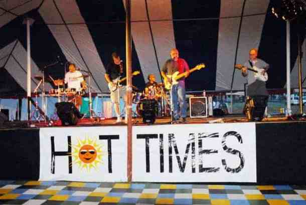Hot Times Community Music and Arts Festival