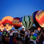 Annual All Ohio Balloon Fest in Marysville