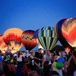Annual All Ohio Balloon Fest in Marysville