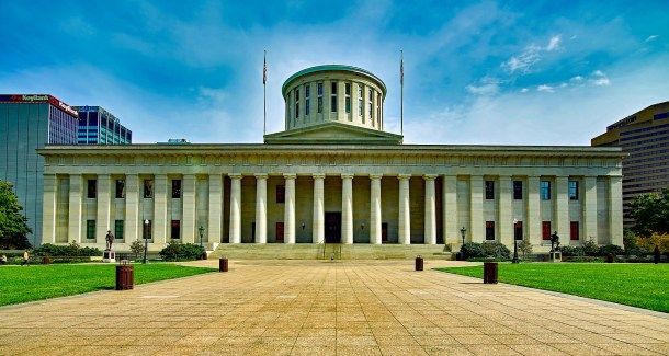 Get Spooked At The Haunted Ohio Statehouse Tours