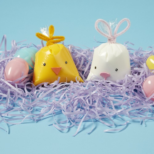 85164 Easter Bunny & Chick Slime - March MAKEbreak
