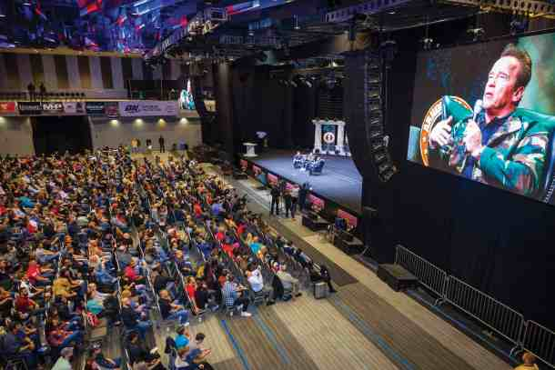 photo: Arnold Sports Festival