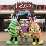 Eggs, Paws and Claws at the Columbus Zoo