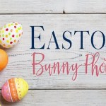 Easter Bunny Photos at Easton
