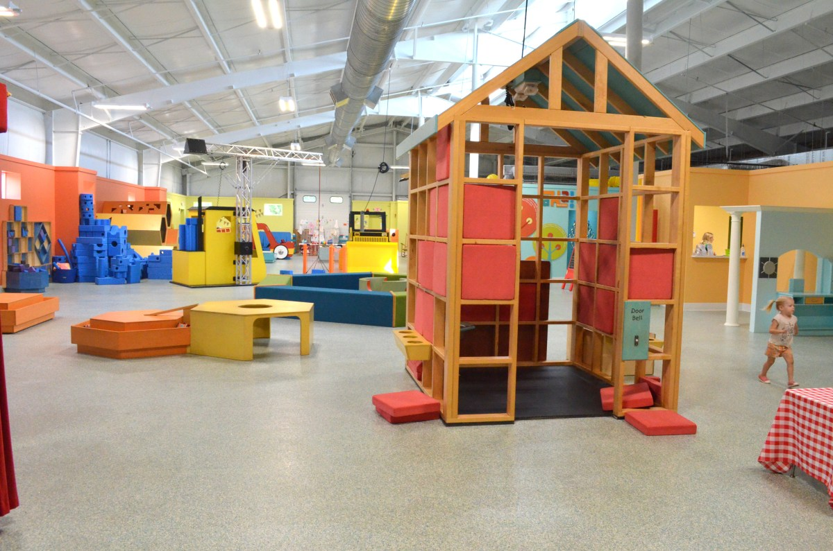 Over 50 Indoor Play Places And Activities For Kids Around Columbus