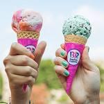 Baskin-Robbins: Get ice cream scoop for $1.70
