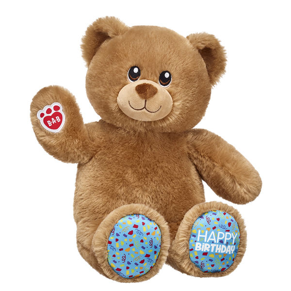 Build-a-bear birthday bear deal