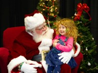 gahanna holiday character breakfast with santa