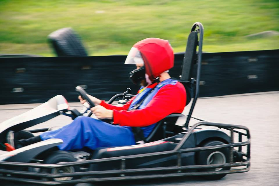 Go Karts Columbus >> Tickets For Mario Kart Themed Race On Sale Friday Columbus On The