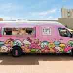 Hello Kitty Cafe Truck rolls into Easton Town Center