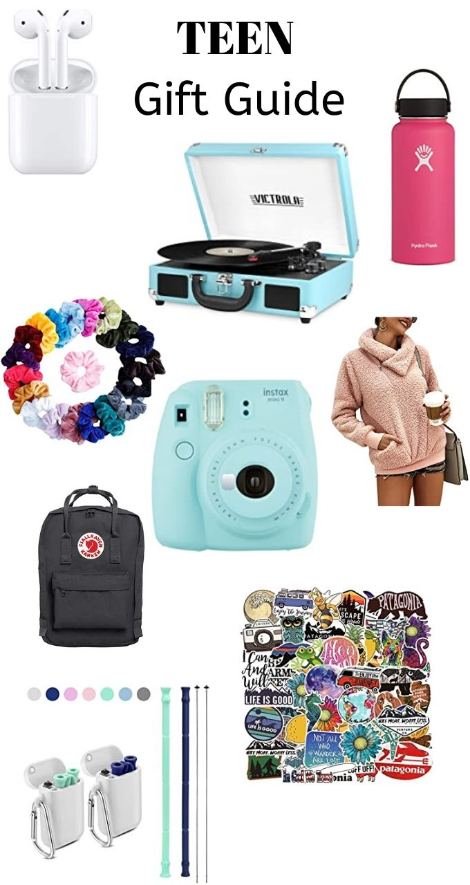 Teen Gifts for Christmas, Birthdays, and more!