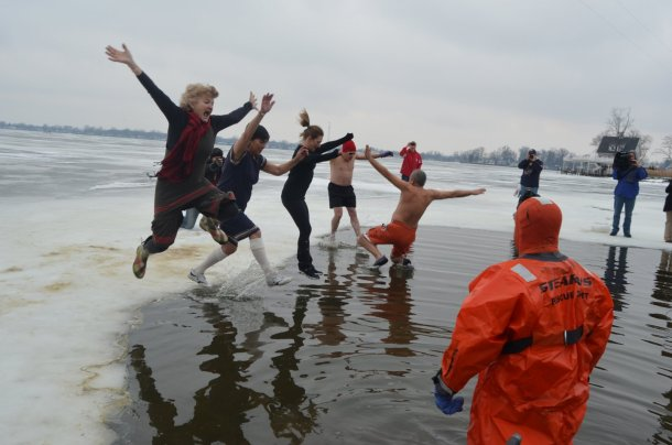 Buckeye lake winterfest