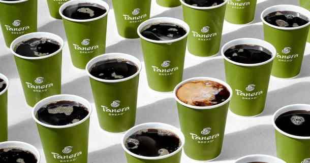 unlimited panera coffee
