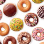 Free doughnuts for Krispy Kreme National Doughnut Day