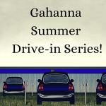Gahanna Summer Drive-In Movie Series