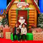 Santa's Wonderland and Santa Pictures at Cabela's and Bass Pro Shops