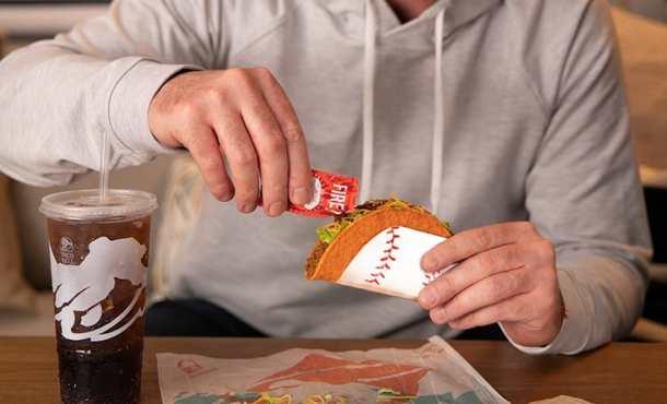 steal a taco