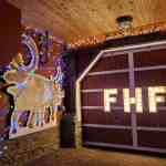 """Light Up Camp"" Drive-Through Light Display at Flying Horse Farms"