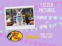 Easter Bunny Cabela's