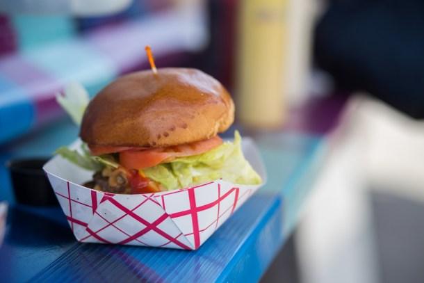 food truck Ronald McDonald House bexley 4th fridays