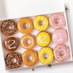 Free Krispy Kreme for 2021 graduates