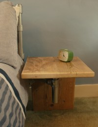 Cantilever Bed Side Table - Colwill and Co.
