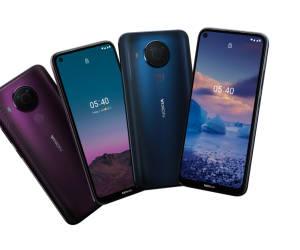 Nokia bringt das Smartphone 5.4
