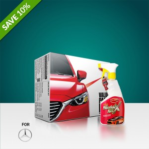 mercedes scratch remover kit