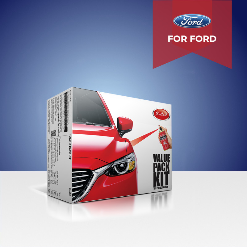 ford com-paint scratch remover value pack kit