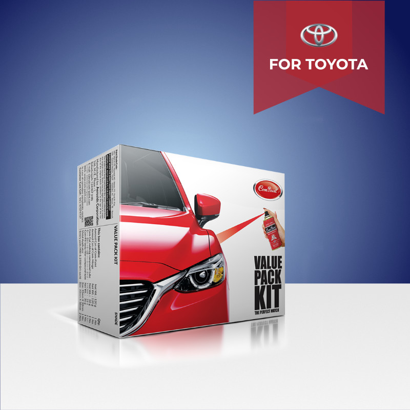 toyota scratch value pack