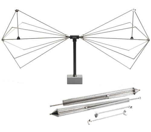 Collapsible Biconical Antenna