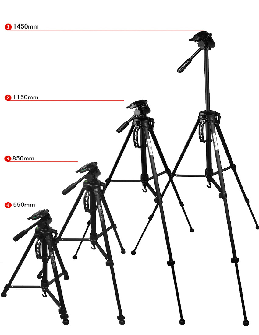 Universal Camera Camcorder Tripod Stand for Nikon D3100