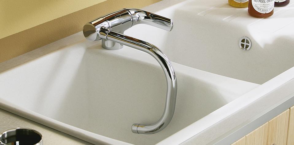 robinets pour eviers de cuisine