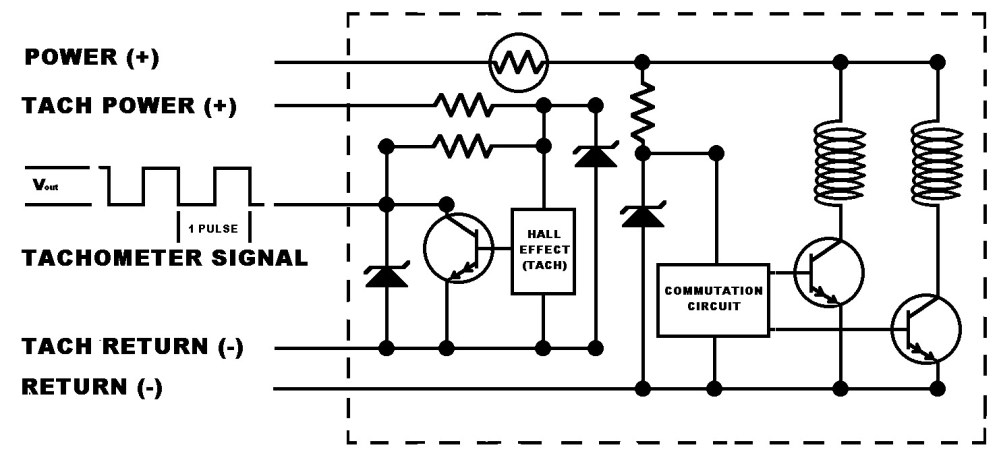 medium resolution of figure 4 isolated 5 volt tachometer circuit