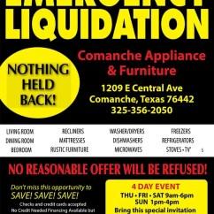Sofa Liquidation Sale Bacon Home Appliance Theater Furniture Mattress