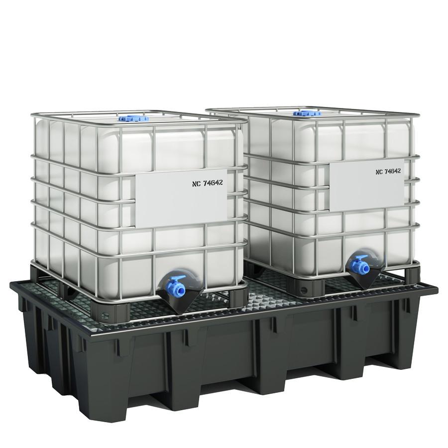 Cubetos plsticos para depsitos IBC KTC y GRG