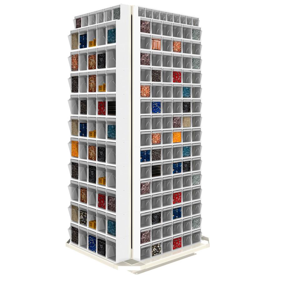 Estanteras porta cajas Unibox