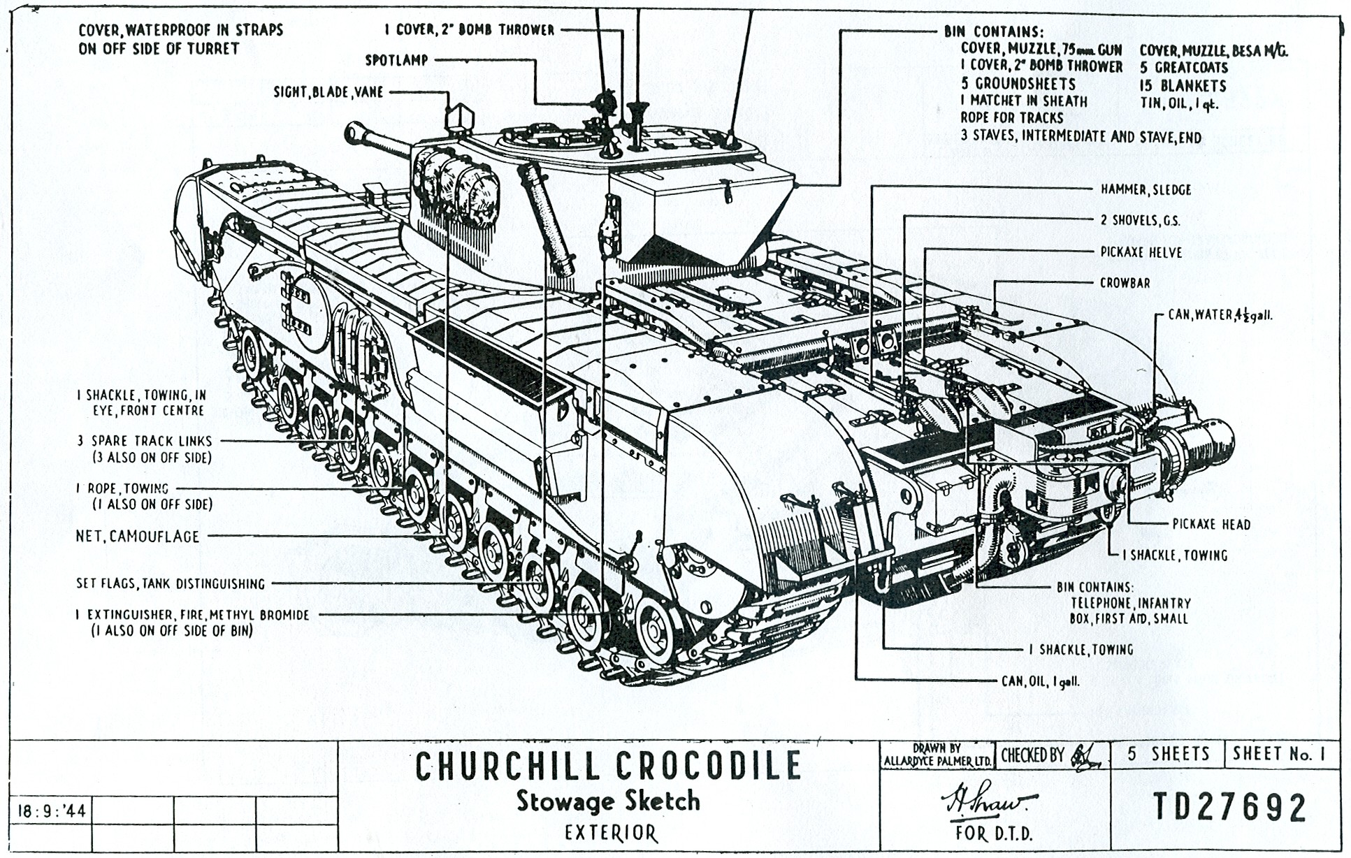 Wrong Tank Ethos Where S The Engineer Cavalry