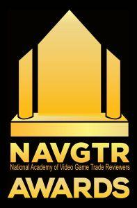 Official logo for the NAVGTR Awards