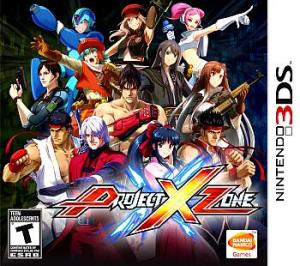 Project X-Zone Box Art
