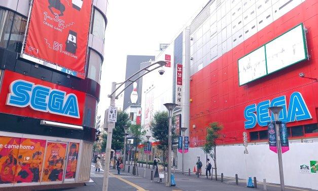 New Sega Ikebukuro Game Center to Open Across From Site of Former Sega GIGO Arcade