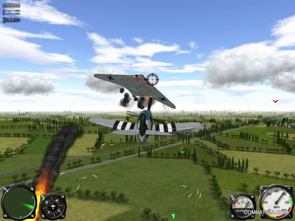 Airstrike Eagles of World War II Review at COMBATSIMCOM