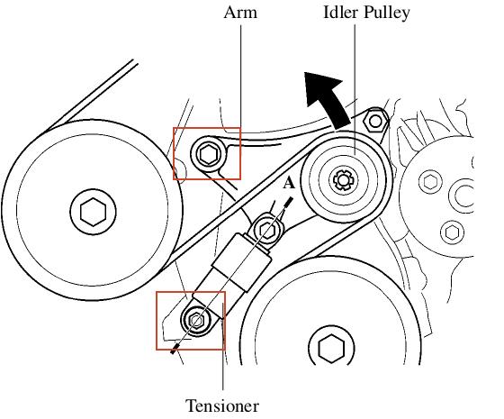 Rav4 Belt Diagram