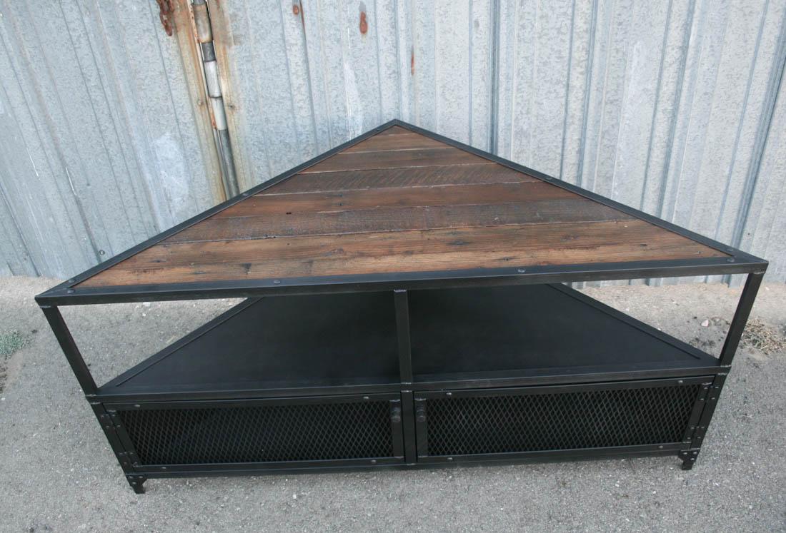 Combine 9 Industrial Furniture Vintage Style Corner