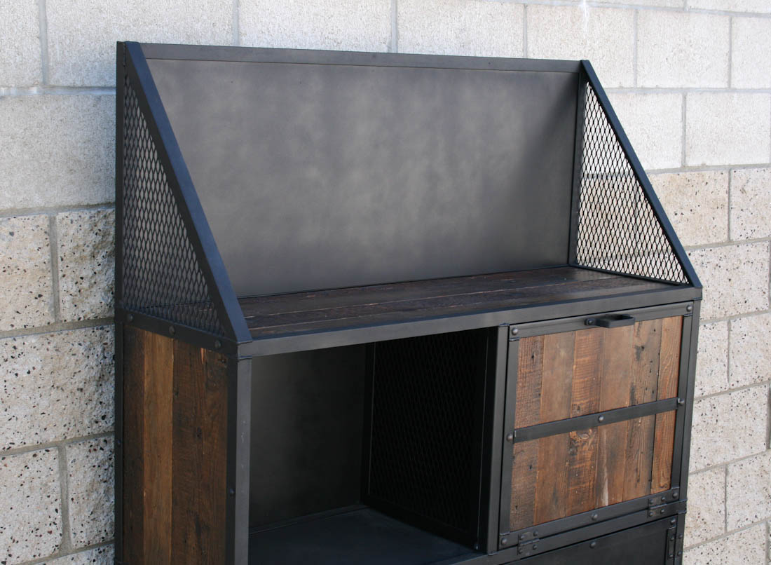 Urban Modern Bar Cart  Combine 9  Industrial Furniture